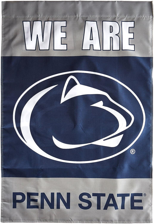 NCAA Penn State Nittany Lions 'We are Penn State' 2Côtés Bannière avec Pole Sleeve, 28x 101,6cm 28x 101 6cm BSI Products Inc. 96406