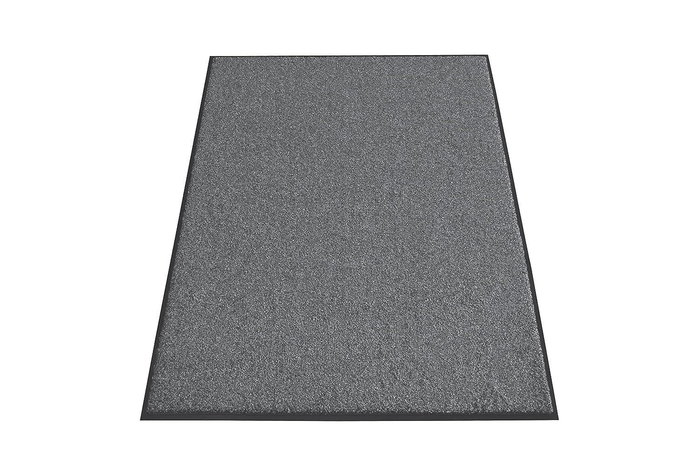 Miltex 31041 Schmutzfangmatte Olefin, 122 x 183 cm, grau