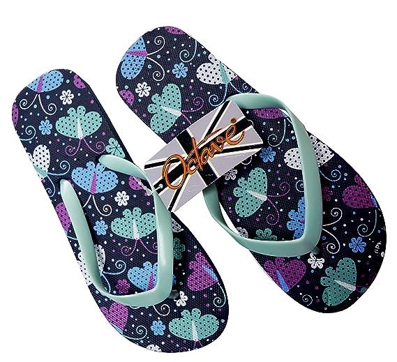 Octave Infradito donna Blu Butterfly Design - blu h5dWS