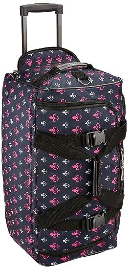 Rockland - Bolsa para Equipaje de 55,88 cm, diseño de Iconos, Talla única: Amazon.es: Equipaje