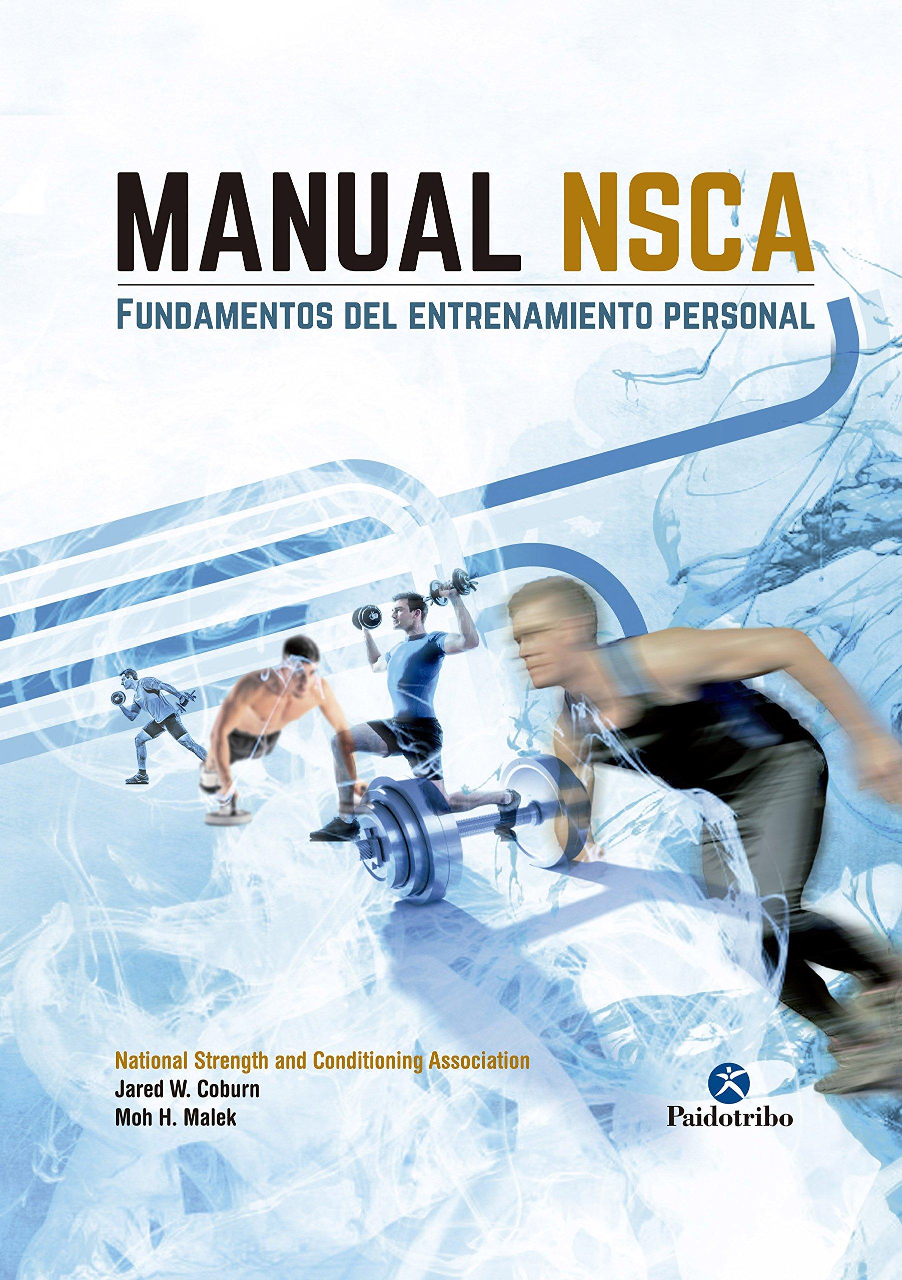 Manual NSCA: Fundamentos del entrenamiento personal (Deportes)