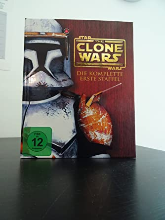 Star Wars The Clone Wars Staffel 1 Blu Ray Amazonde