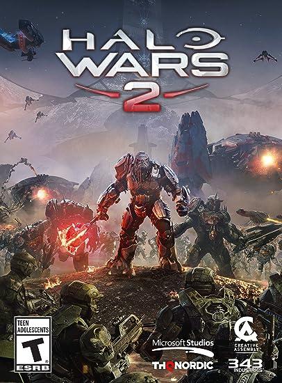Amazon.com  Halo Wars 2 - PC Standard Edition  Video Games 285fc6751ee4