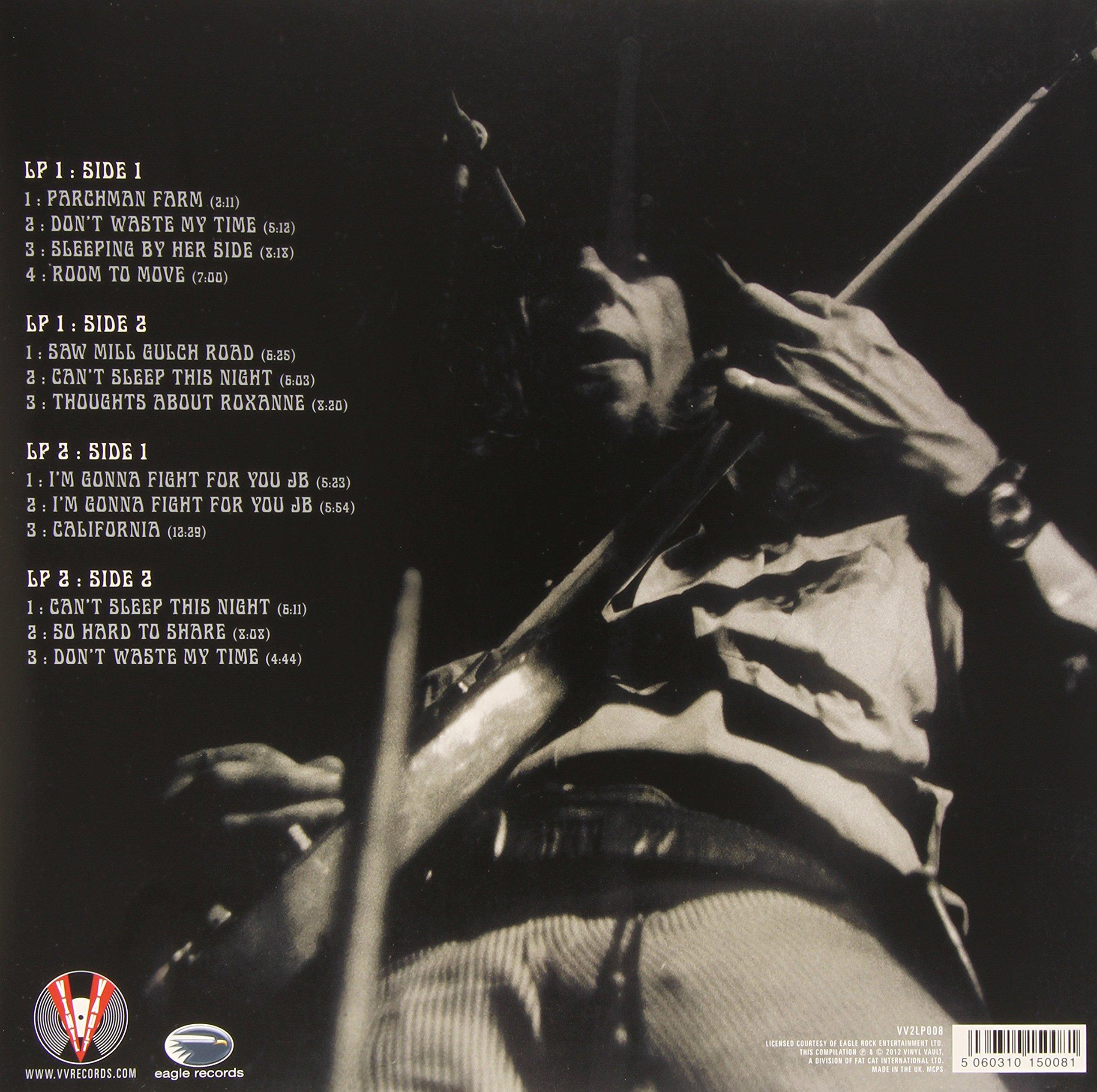 Live 1969 (2LP Gatefold 180g Vinyl) - John Mayall & Bluesbreakers by Vinyl Vault