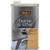 LIBERON Teinte à effet pour bois - Reproduit les effets de vieillissement naturel du bois, Effet grisé, 0,5L