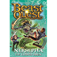 Nersepha the Cursed Siren: Series 22 Book 4 (Beast Quest 114)