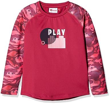 cbd22ecefec8e Lego Wear T-Shirt Manches Longues Bébé Fille  Amazon.fr  Vêtements et  accessoires