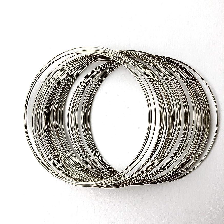 欠点敬礼上向き紗や工房 アーティストワイヤー/カッパーワイヤー 約50m線径0.2mm #32 銅 シルバー アクセサリーパーツ ビーズパーツ ワイヤーア.