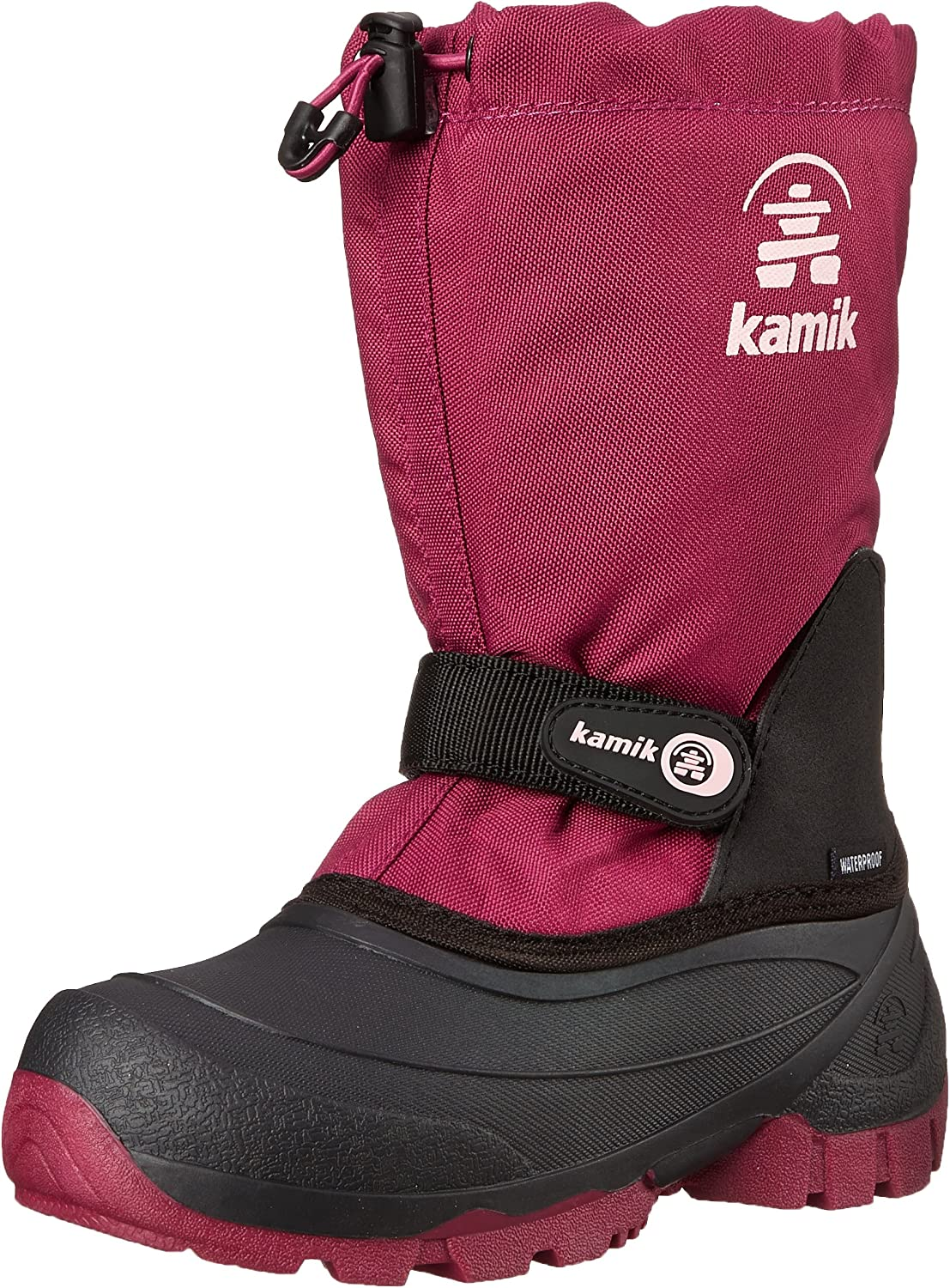Kamik Nation JR Cam Boot Toddler//Little Kid//Big Kid