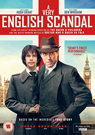 Image result for very english scandal