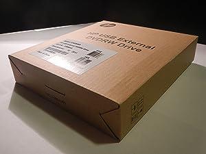 HP F2B56AA USB External DVDRW Drive