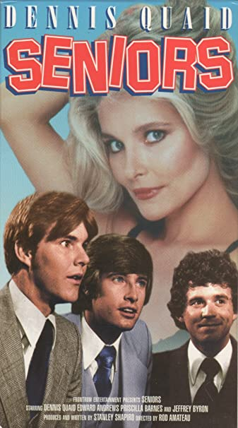 The Seniors [USA] [VHS]: Amazon.es: Jeffrey Byron, Gary ...