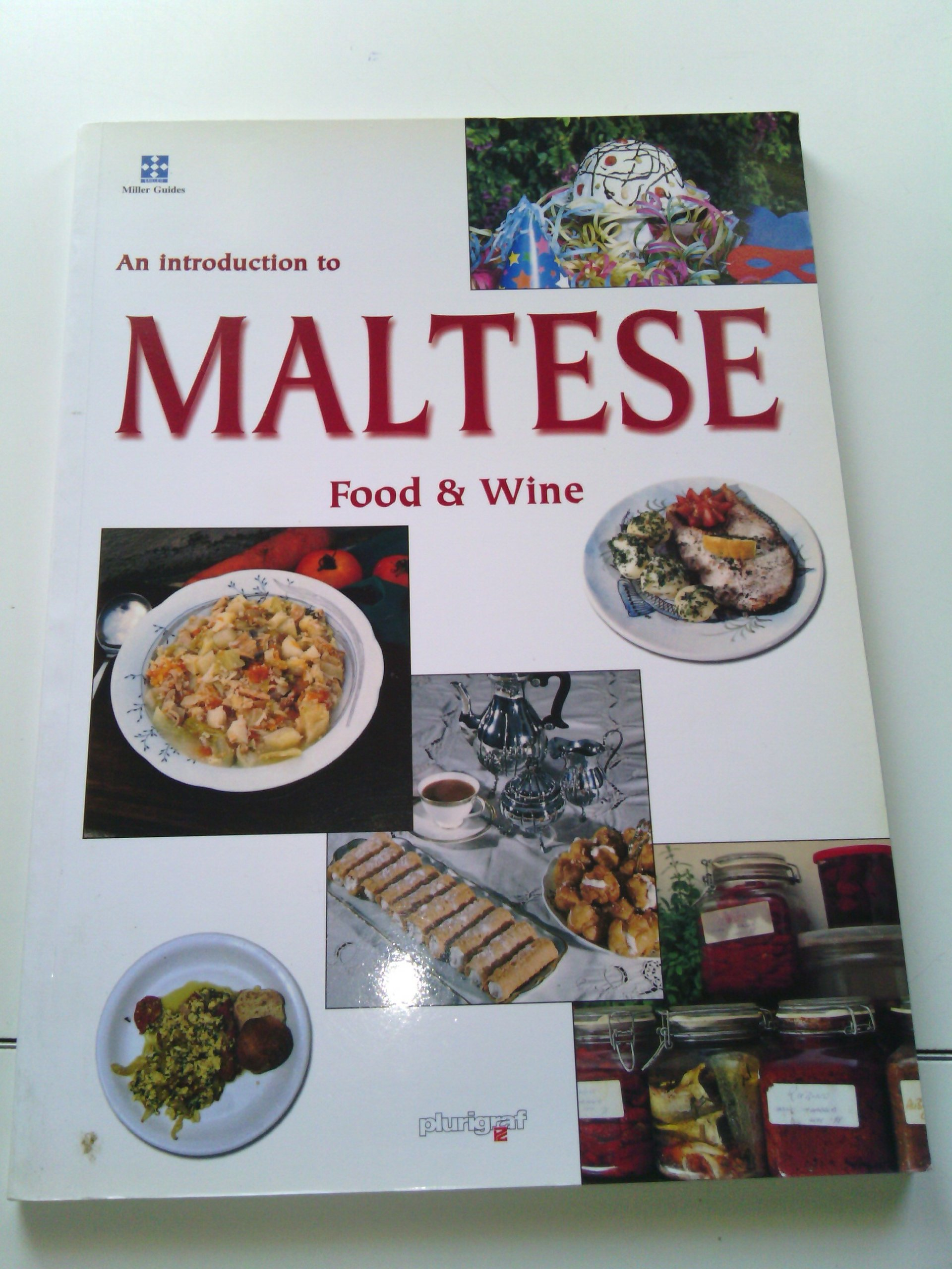 Download An Introduction to Maltese Food & Wine PDF