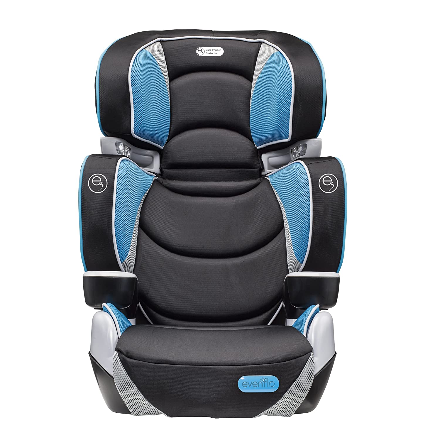 Evenflo Rightfit Booster Car Seat, Capri 31321500