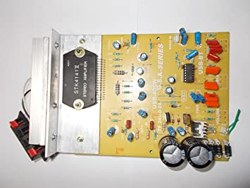 soumik electricals stk4141 400w power amplifier board amazon insoumik electricals stk4141 400w power amplifier board