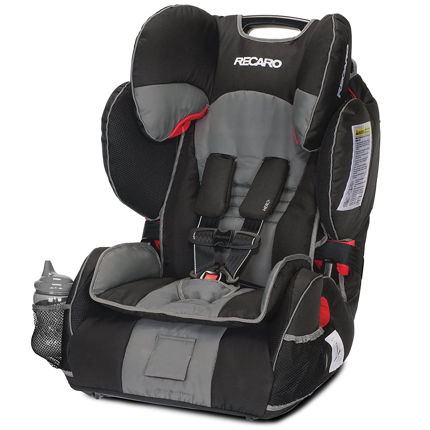 Amazon RECARO Performance SPORT Combination Harness To Booster Knight Child Safety Car Seats Baby