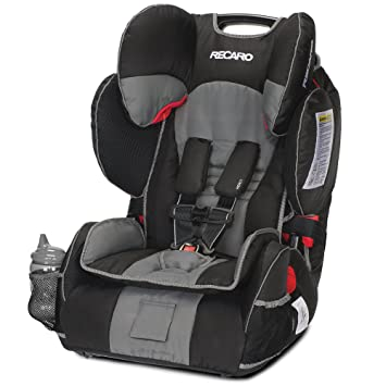 Recaro Performance Sport Combination Harness To Booster Knight