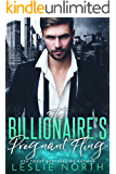 The Billionaire's Pregnant Fling (Jameson Brothers Book 2)