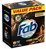Fab Gold Absolute Laundry Powder Detergent, 3.8 Kilograms (2628901)