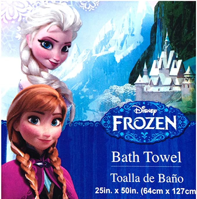 Amazon.com: Disney Frozen Bath Towels Frosted Berry Disney Frozen Bathroom SET Disney Frozen Bubble Bath , Disney Frozen Hand Soap , Disney Frozen ...