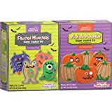 Crafty Cooking Kits Pick A Pumpkin AND Frosted Monsters Sugar Cookie Kits Pack of TWO!