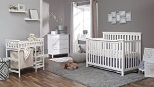 Sorelle Palisades Room in A Box, White