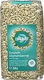 Davert Sonnenblumenkerne Europa, 4er Pack (4 x 250 g) - Bio