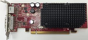 Dell Radeon X1300 128MB SFF PCI-E DVI Lower Profile Video Card KJ334 0KJ334 (Renewed)