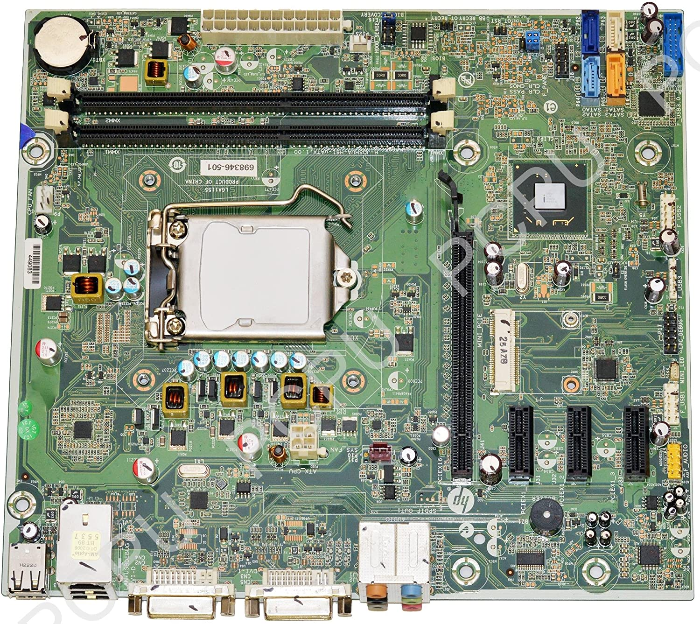 698346-501 HP Pavilion P6 P7 Joshua H61 Intel Desktop Motherboard s1156