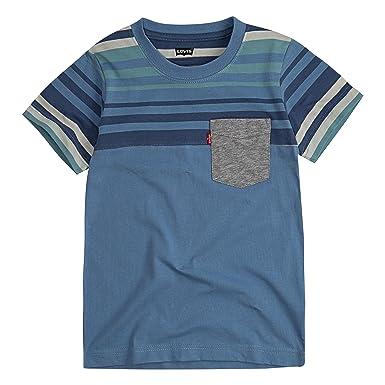 a547231026 Amazon.com  Levi s Boys  One Pocket T-Shirt  Clothing