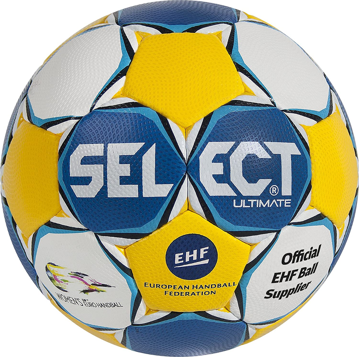 SELECT Handball Ultimate EC Women, Todo el año, Color Blau/Gelb ...