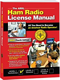 Amazon electrical electronics books electronics the arrl ham radio license manual fandeluxe Choice Image