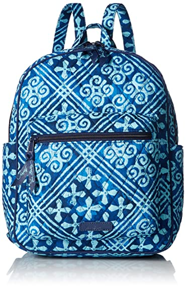 26289ad4ea22 Amazon.com  Vera Bradley Leighton Backpack