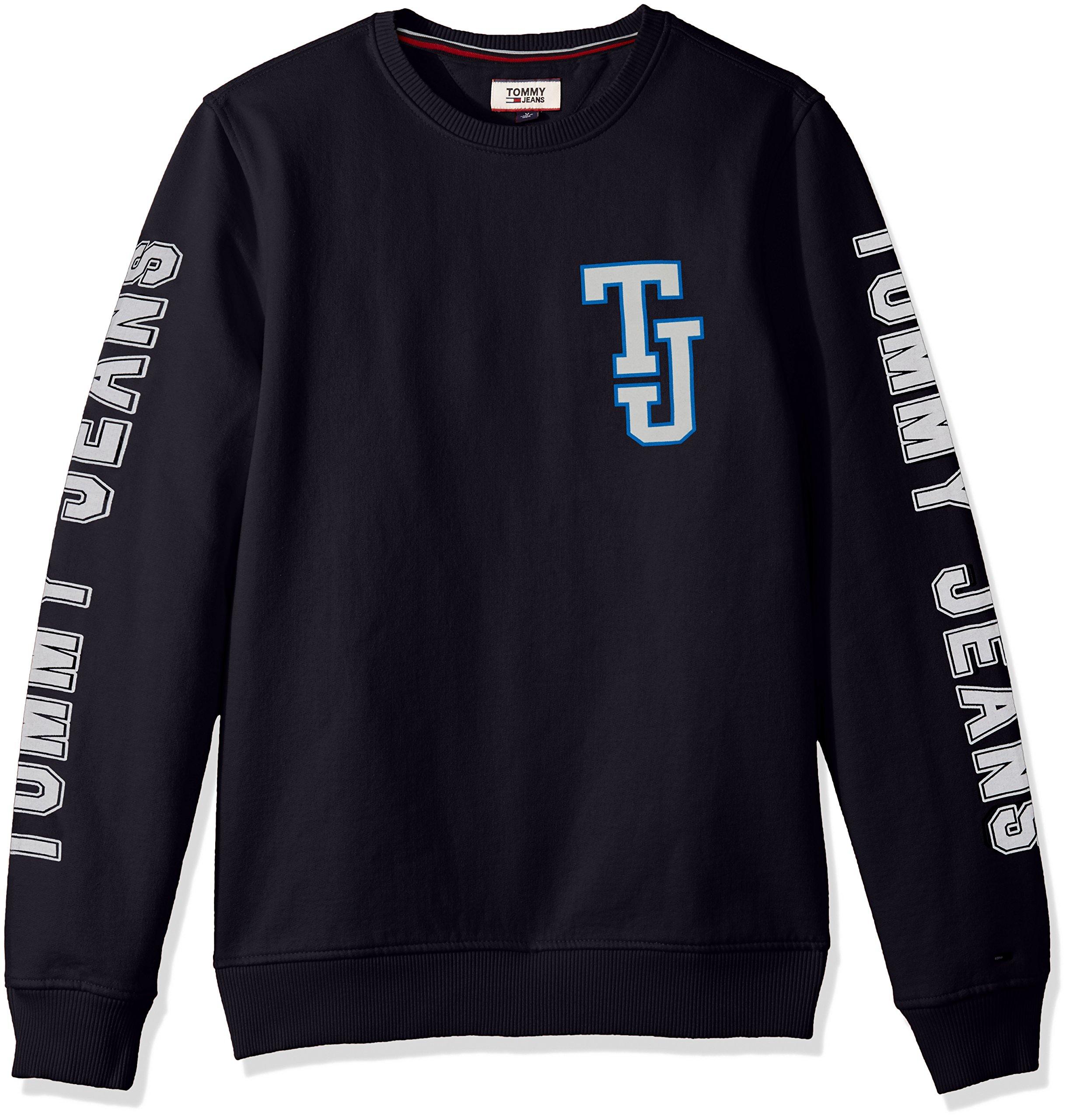 Tommy Jeans Men's Sweatshirt Crewneck