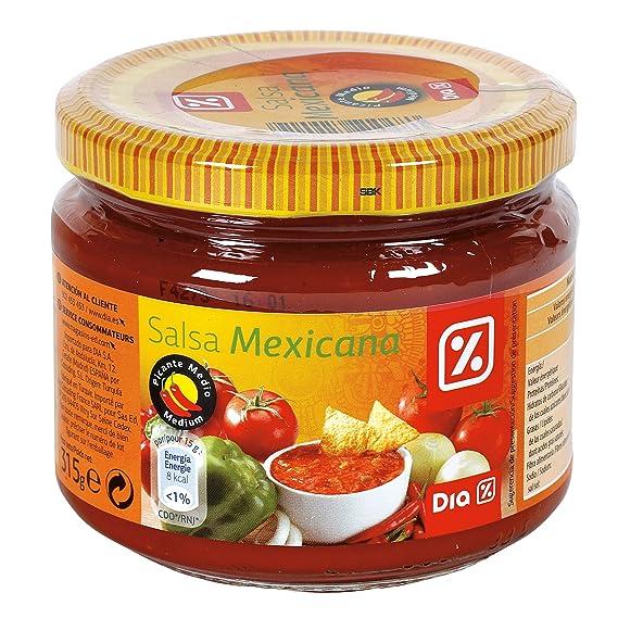 DIA - Salsa Tex-Mex Frasco 315Gr