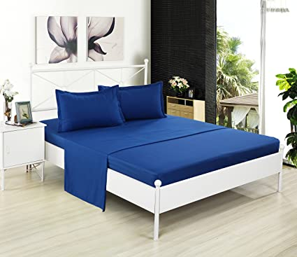 Kuality Clearance, Brushed Microfiber Bedding 3pc, Wrinkle,Stain U0026 Fade  Resistant Easy Care
