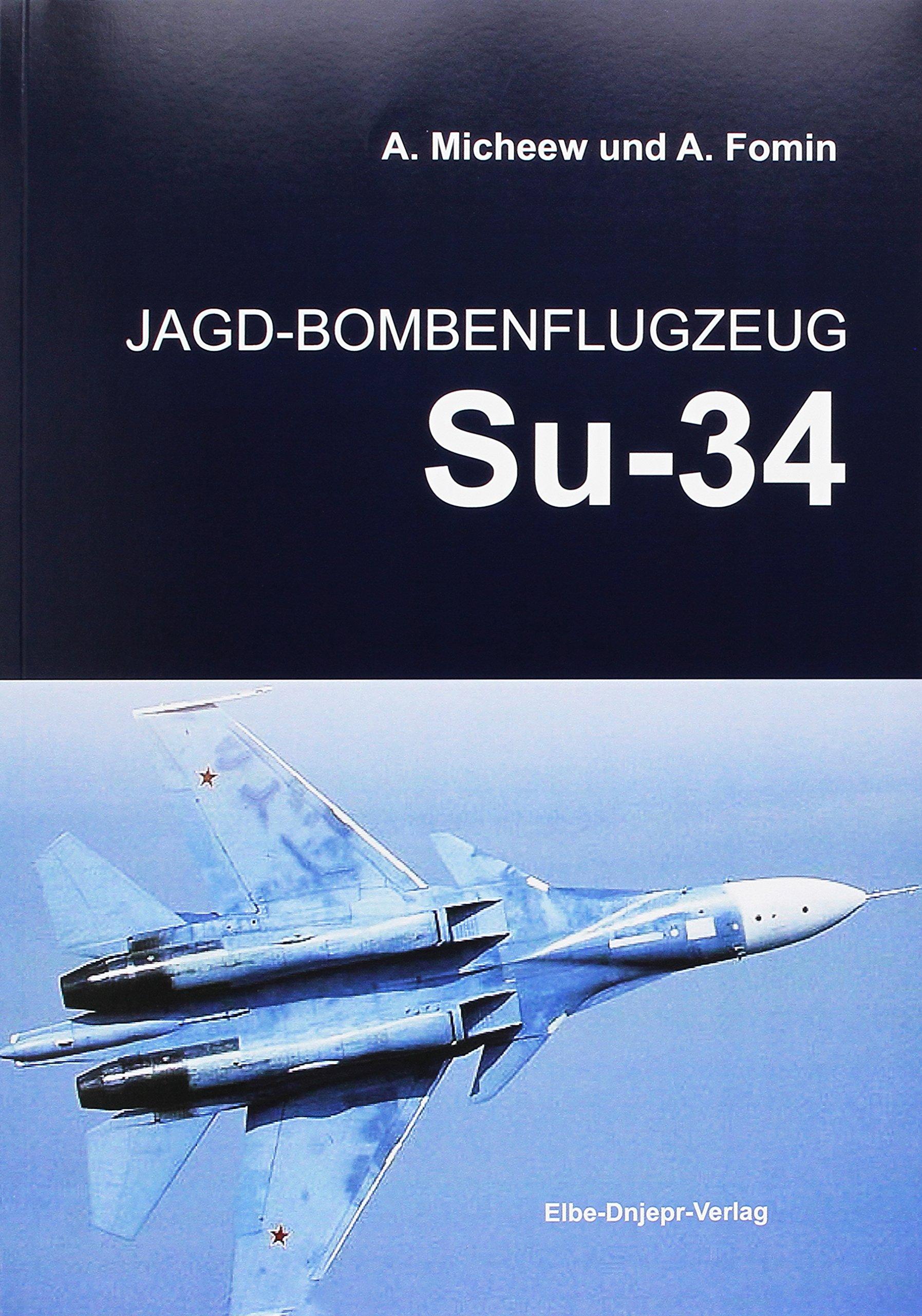 Jagdbombenflugzeug Su-34
