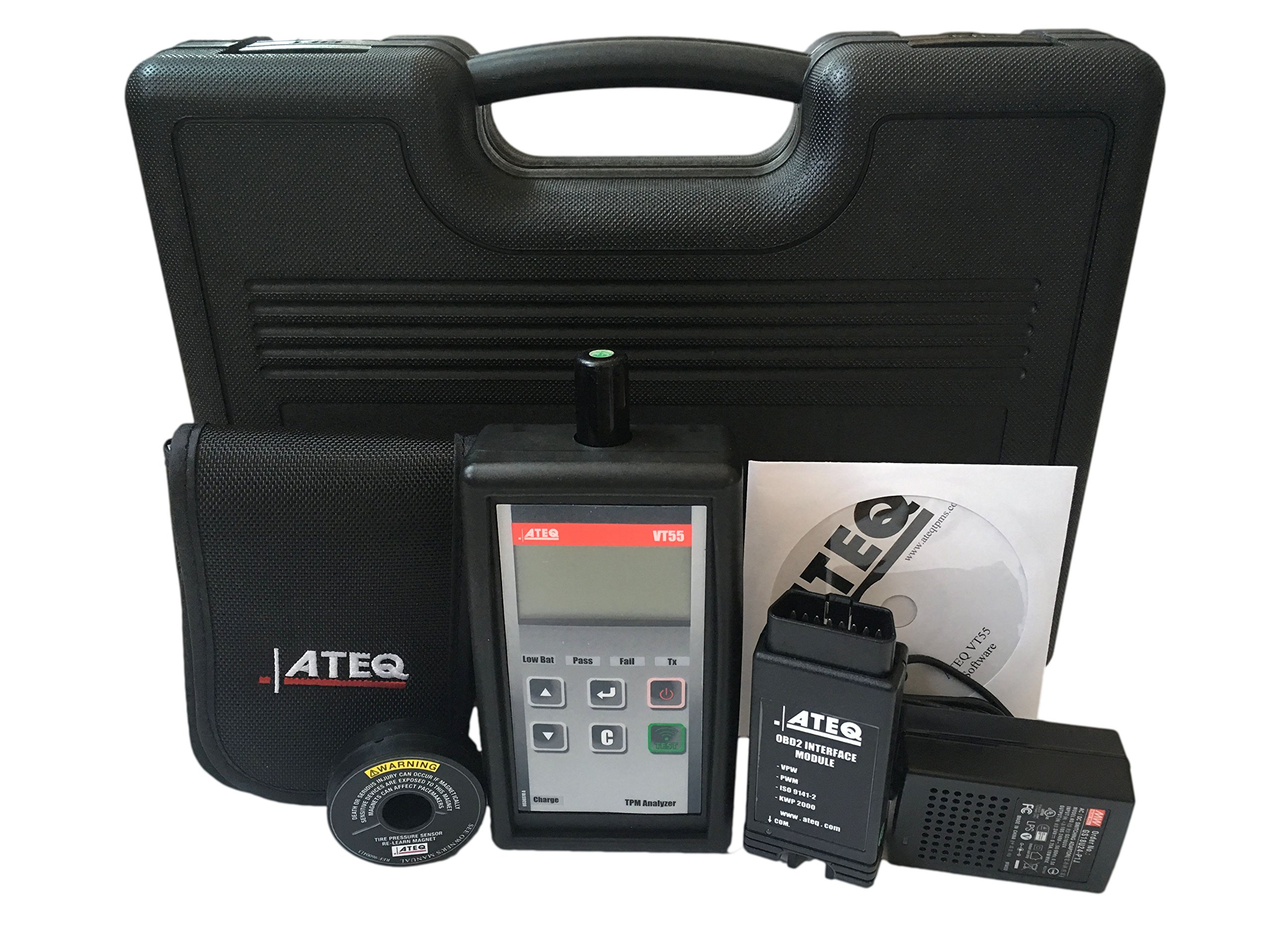 ATEQ VT55 OBDII TPMS Reset Activation Programmer ToolBlow Out Sale