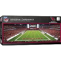 Master Pieces NFL Rompecabezas panorámico de Estadio, 1000 Piezas
