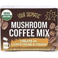 Four Sigma Foods Mushroom Coffee, 25g