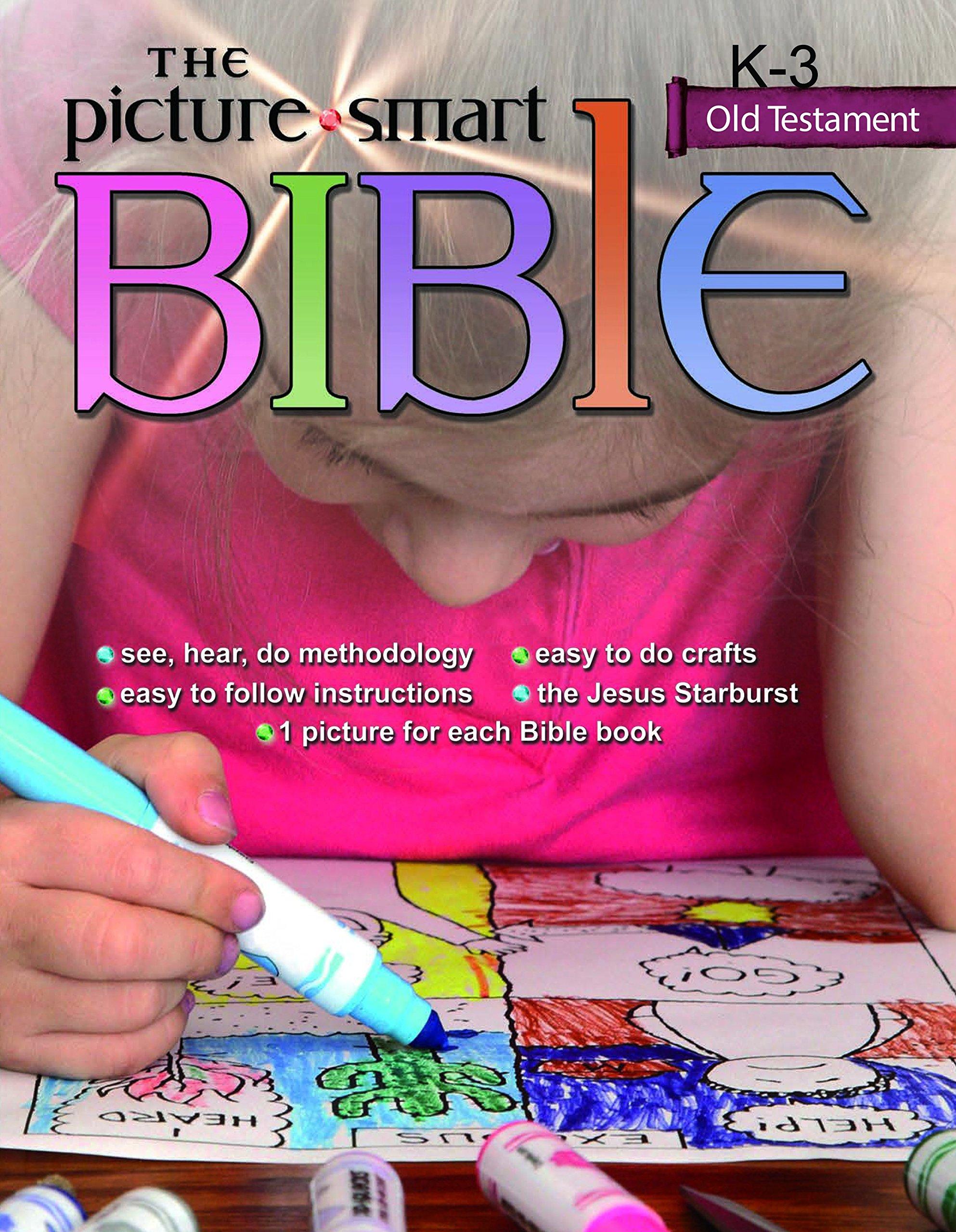 The Picture Smart Bible - Old Testament (K-3): Dan Peters ...
