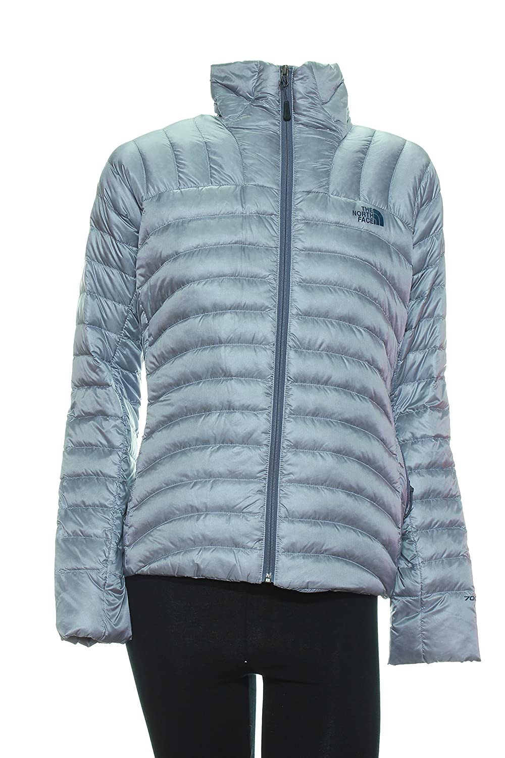 ba36c9cc1910 Amazon.com  Women s The North Face Tonnerro Hoodie Jacket Medium Dapple  Grey  Clothing
