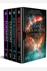 The Complete Four Worlds Series: An Epic Fantasy Saga: Books 1-4 Kindle Edition
