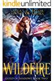 Wildfire: A reverse harem paranormal academy romance (Guild of Shadows Book 2)