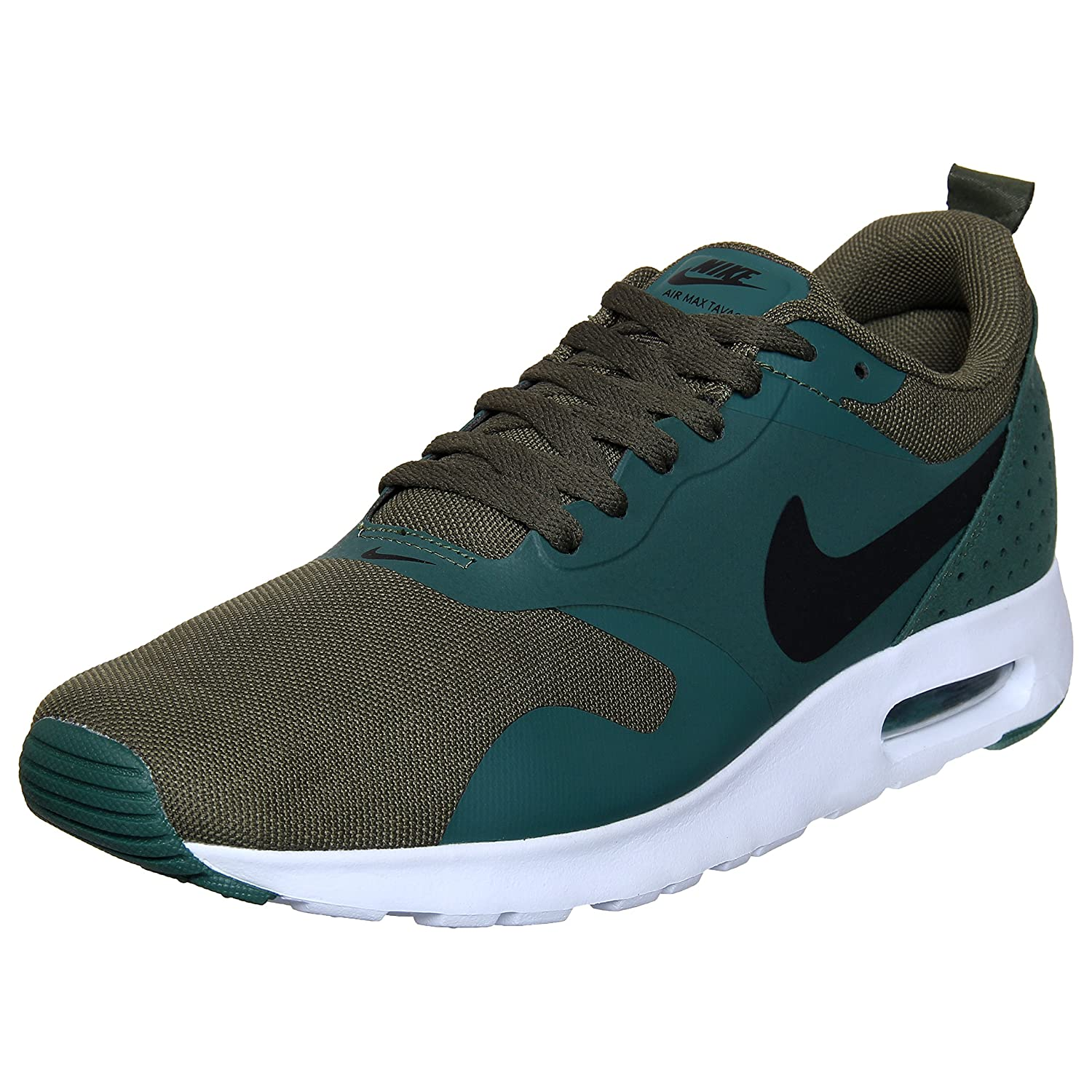 new style 17d92 edfc2 Nike AIR MAX TAVAS-10 Dark Green: Buy Online at Low Prices ...