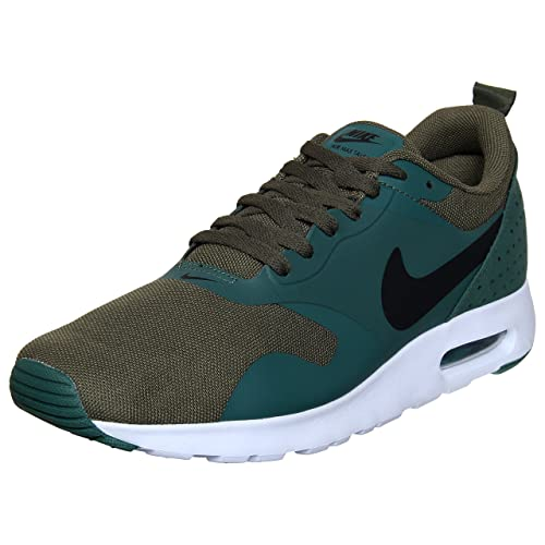 b1d619ea73 Nike AIR MAX TAVAS-10 Dark Green: Buy Online at Low Prices in India -  Amazon.in