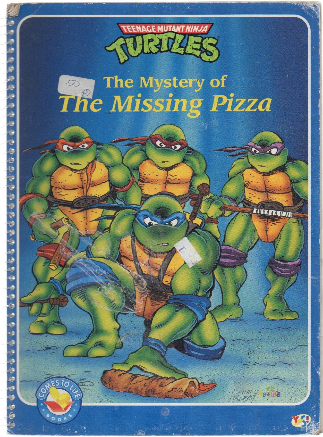 Teenage Mutant Ninja Turtles: The Mystery of the Missing ...