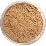 Nourisse Natural 100% Pure Mineral Foundation Water Resistant Sunscreen Powder, 50+ SPF (Medium) / Sensitive Skin Sunscreen