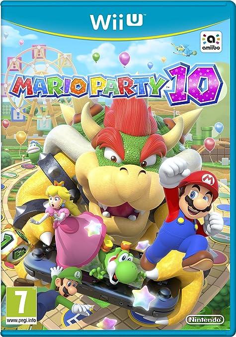 54 opinioni per Mario Party 10