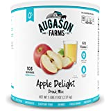 Augason Farms Apple Delight Drink Mix #10 Can, 91 oz